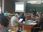 教員向けプログラム「太陽電池を作ろう!」